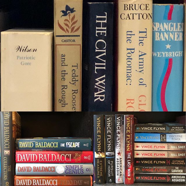 What does your Dad like to read?  From histories to mysteries, find something he will enjoy at Nanny Goat Books! Open Sunday 11-4!