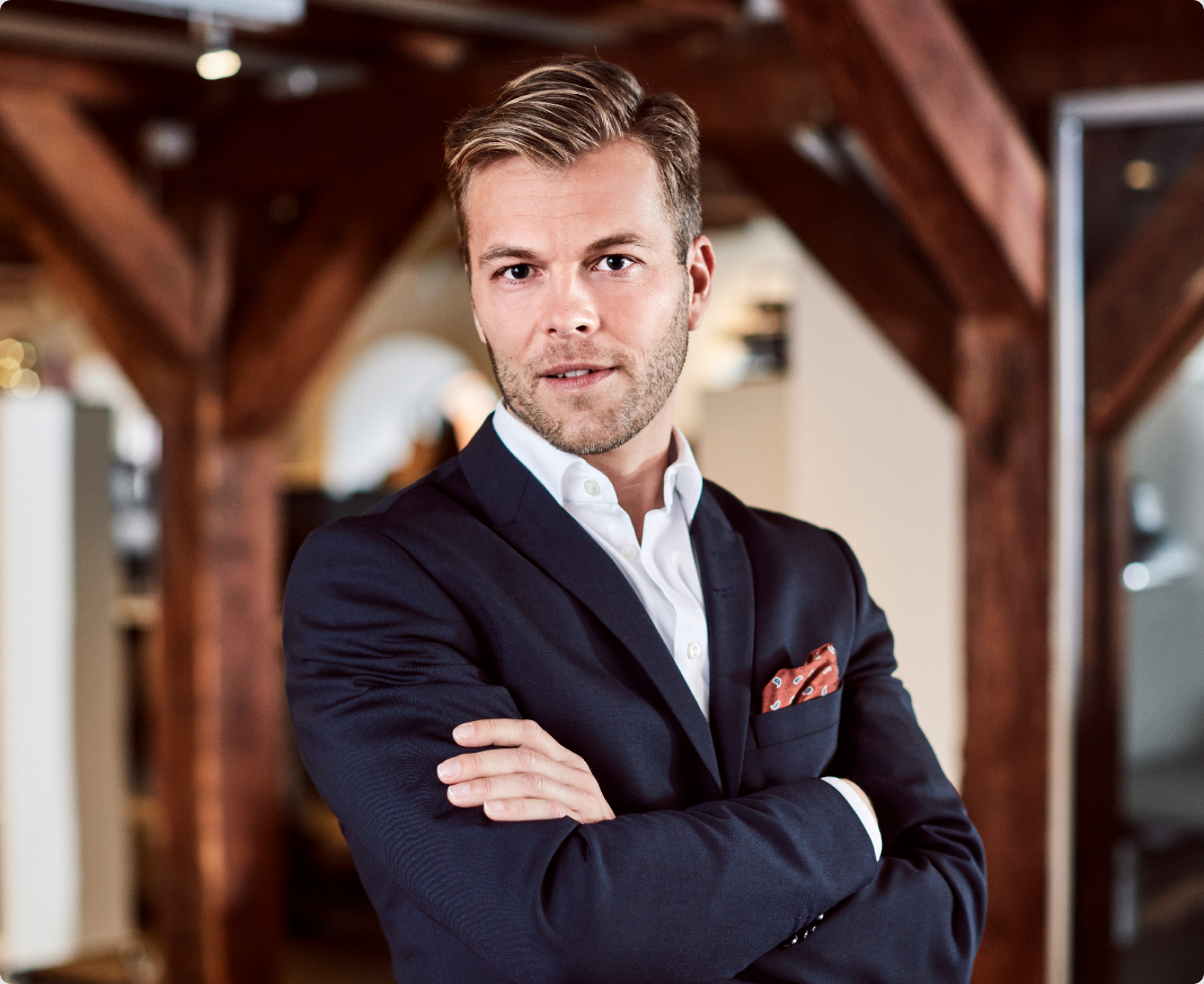 Andreas Dam, CEO & Founder
