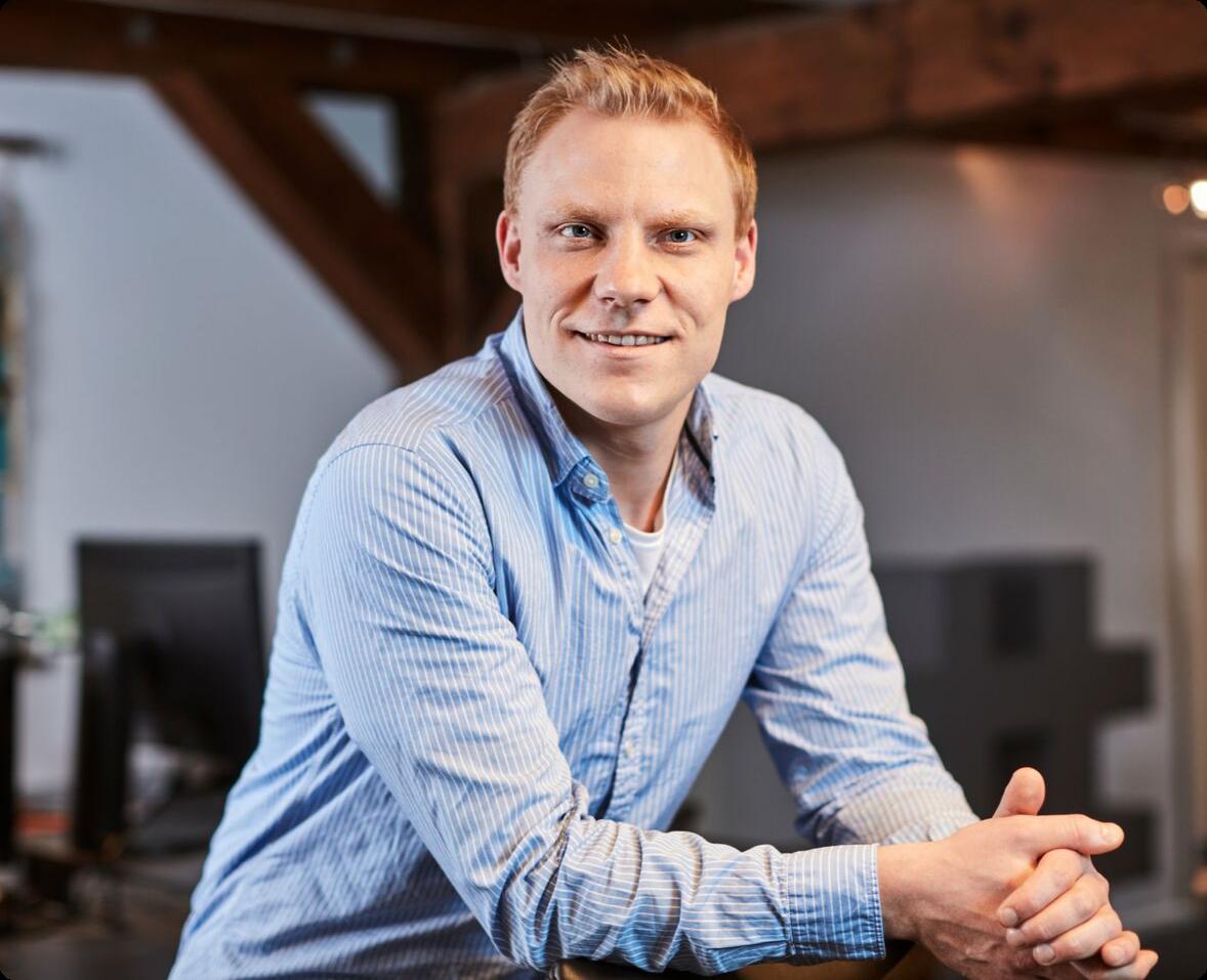 Nicklas Møller Jensen, CTO