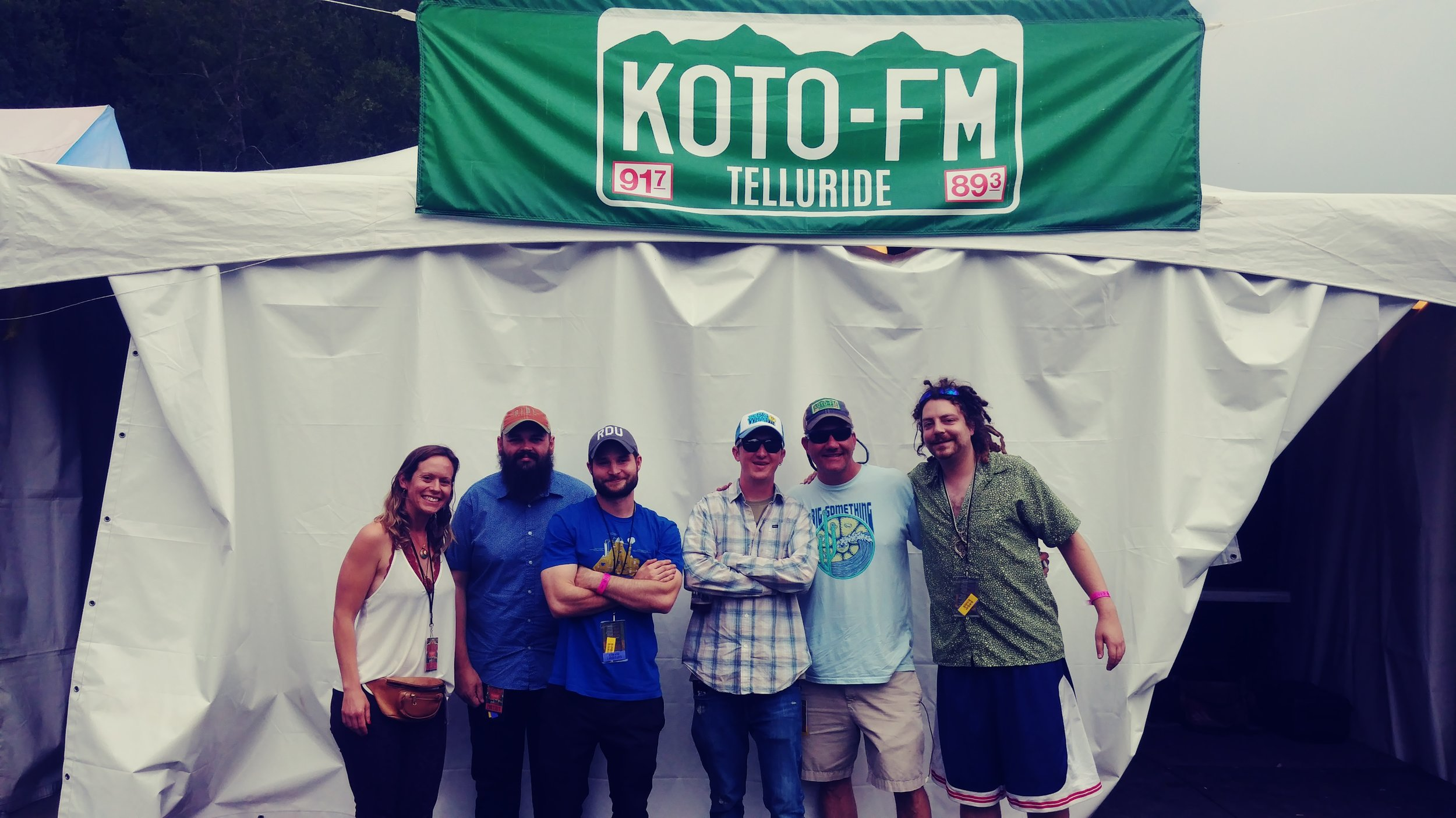 BIG Something with KOTO DJs Mary Prankster and One Step Ahead of the Blues