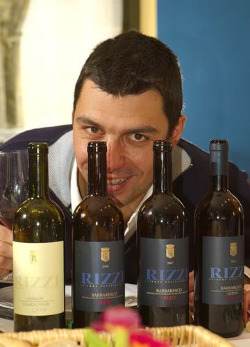 L'azienda vitivinicola Cantina Rizzi Treiso Piemonte Cru Barbaresco Langhe roero Vigneti Vigne vini piemontesi barolo nebbiolo dolcetto arneis chardonnay