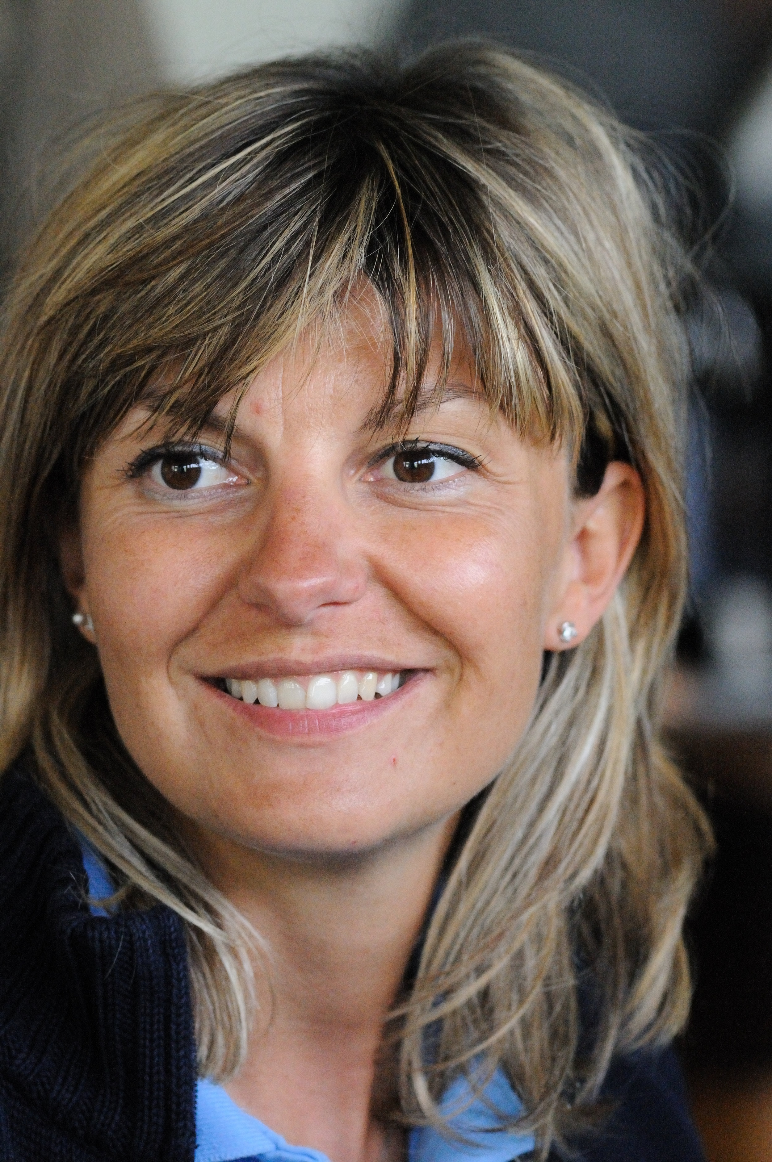 JOLE DELLAPIANA - Born in 1974, Jole is Ernesto Dellapiana's doughter. She studied in Alba and at the University of Turin, Pedagogy and Science Education. Today she has begun to deal particularly herself with the commercial and bookkeeping management of the firm.  She is responsible for the winery visitors and she will wait for communicate the culture, wines and history of the family cantina. Jole has also two children, Jacopo(2008) and Andrea(2011) too young, but we're waiting for them.