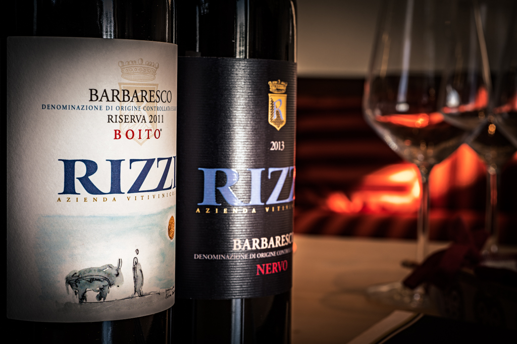 The Rizzi Winery in treiso piedmont langhe roero produces several typical wines of the area: Barbaresco, Langhe Nebbiolo, Dolcetto d'Alba, Barbera d'Alba, Chardonnay, Alta Langa Moscato