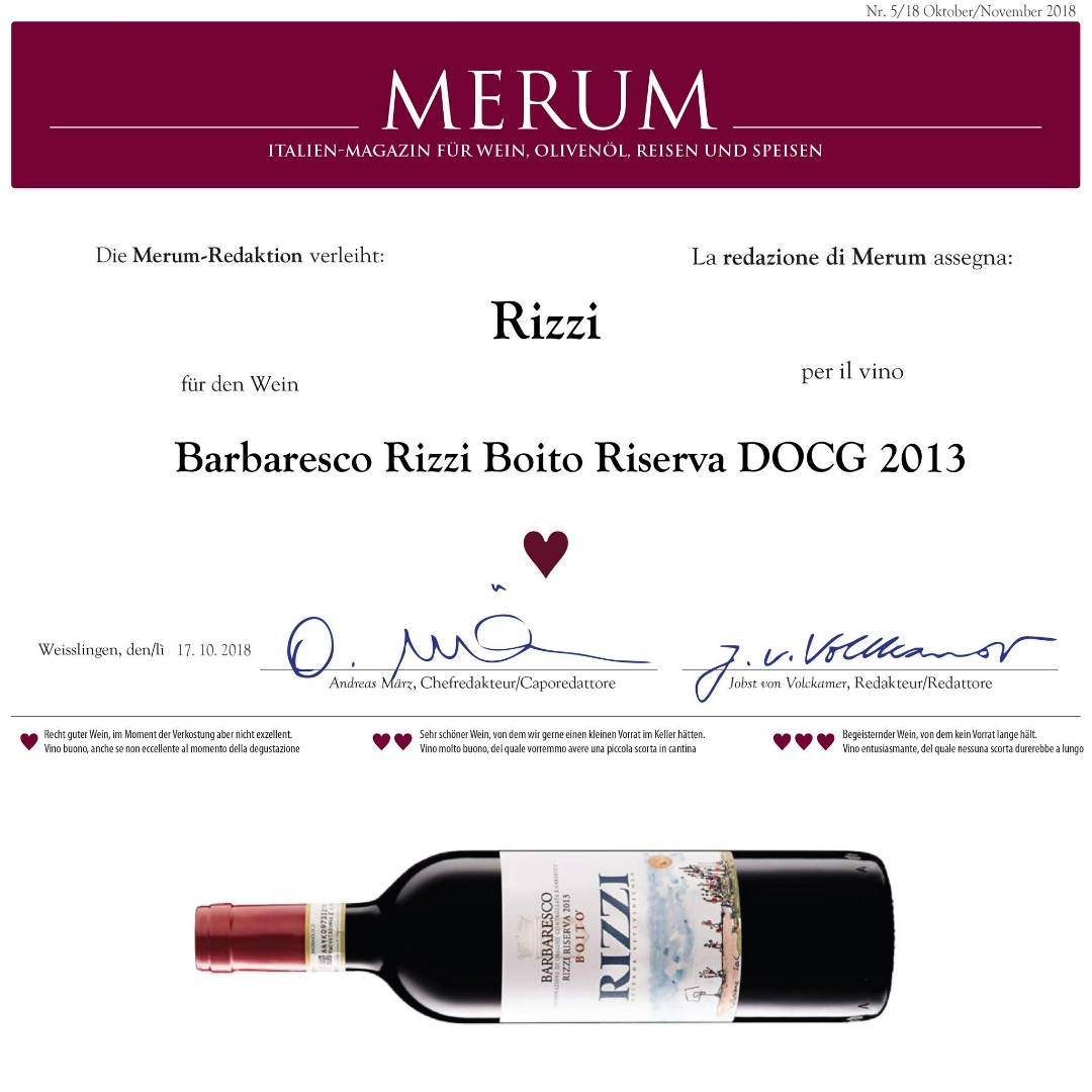 premio merum vini cantina rizzi barbaresco boito riserva 2013.jpeg