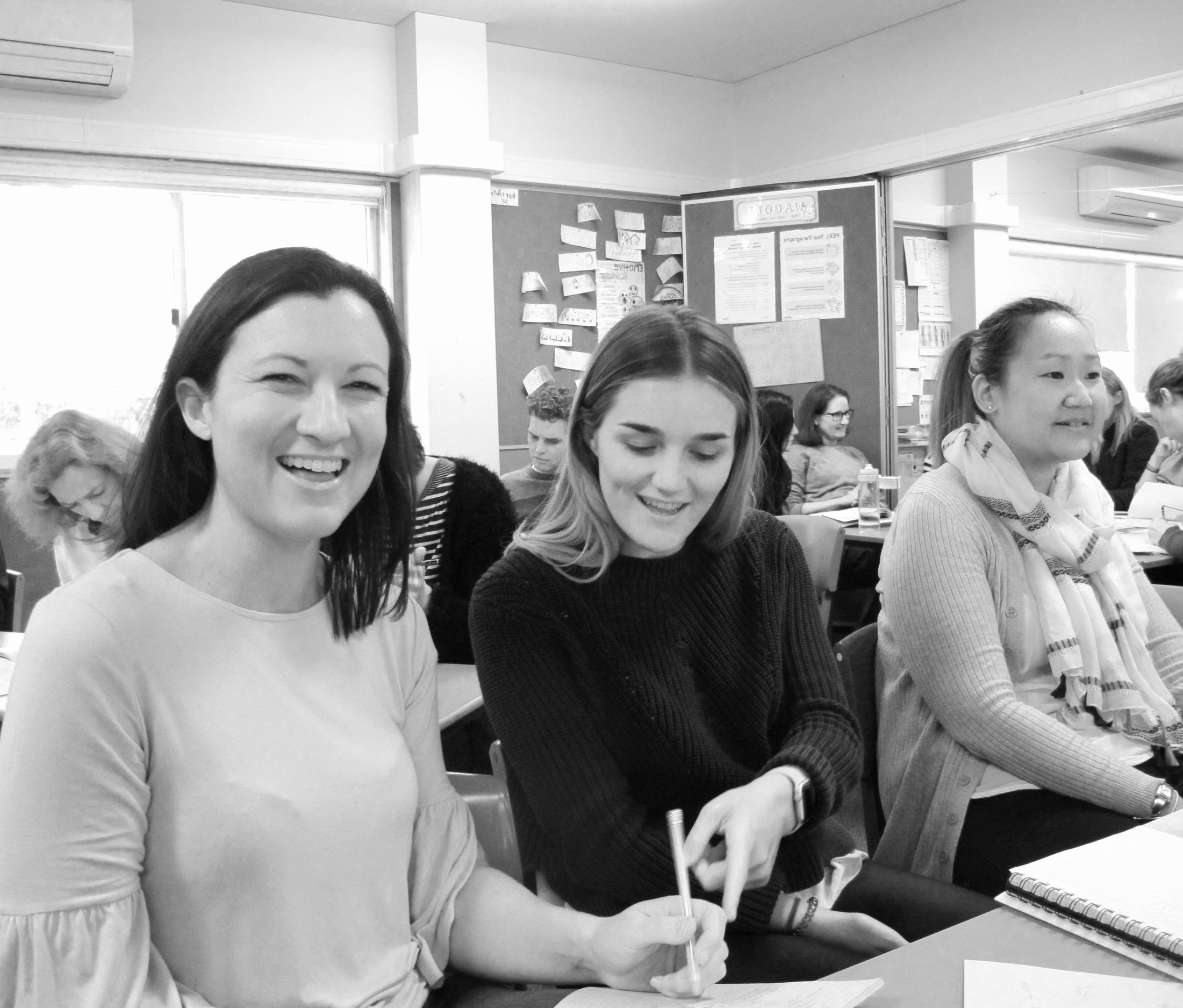 CREATIVE WRITING PROFESSIONAL DEVELOPMENT WORKSHOPS AT YOUR SCHOOL - Book The Writing Workshop's NESA-accredited Teacher PD workshops for your school. Engage your students, engage your own creativity, make life better. More information.