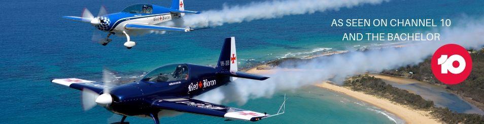 Red Baron Hands on Aerobatics