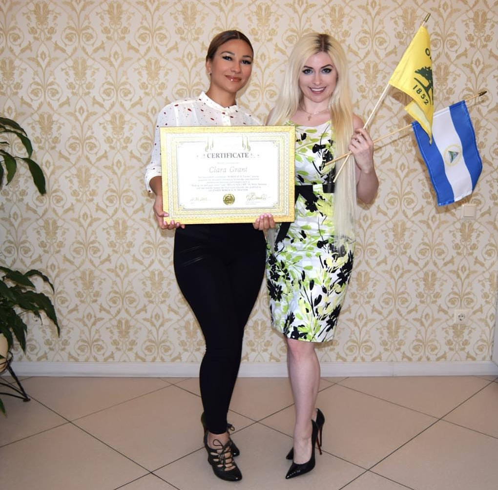 International Certification in Kazakhstan