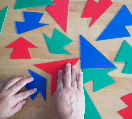 interactive hands-on workshop that is reflective and allows learning and application