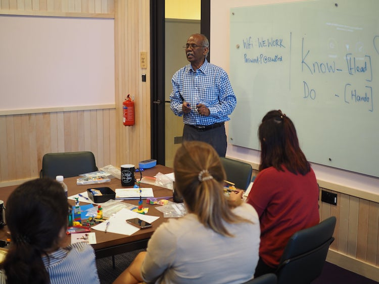 train the trainer effective communicationtalent employee training programme learning and development l&d