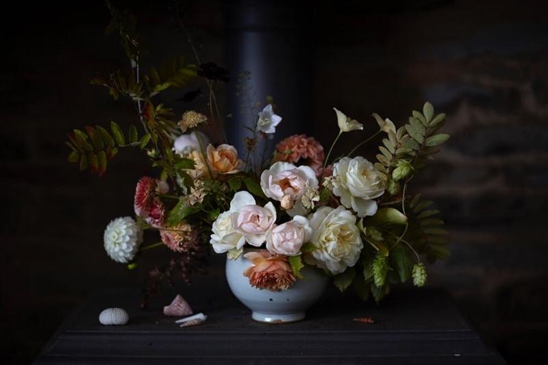 a work of art Photo credit: wildbunch flowers
