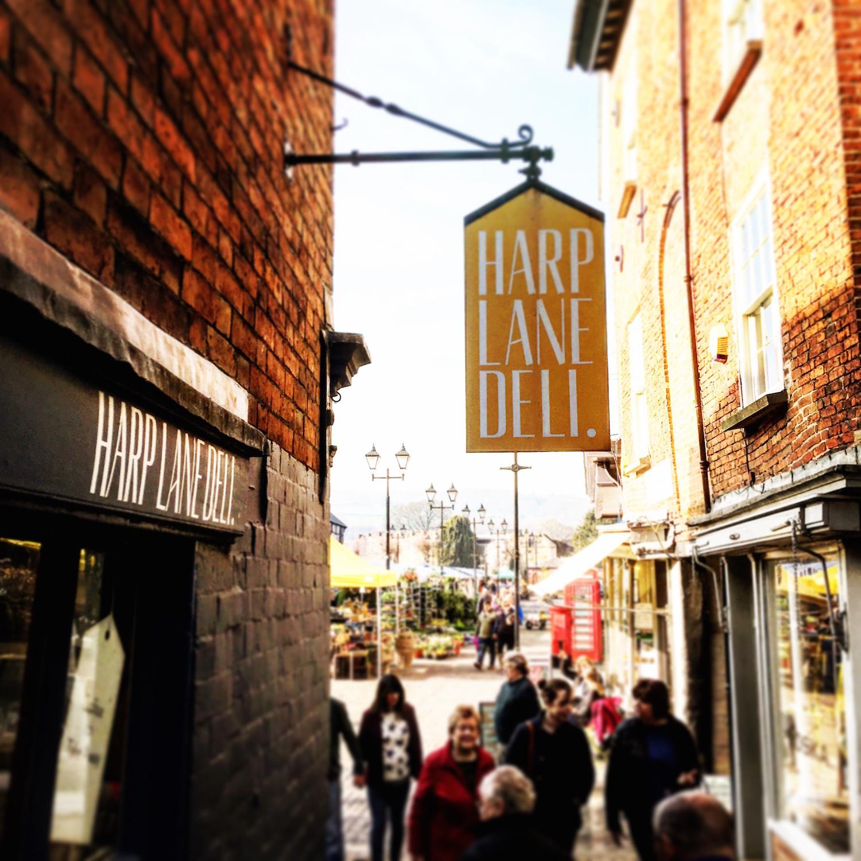 henry mackley's view of life through a harp lane deli lens
