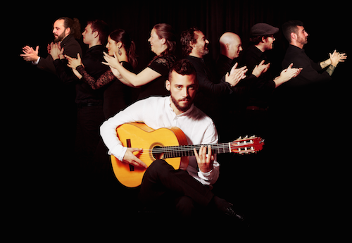 Daniel Martinez, composer and flamenco guitarist