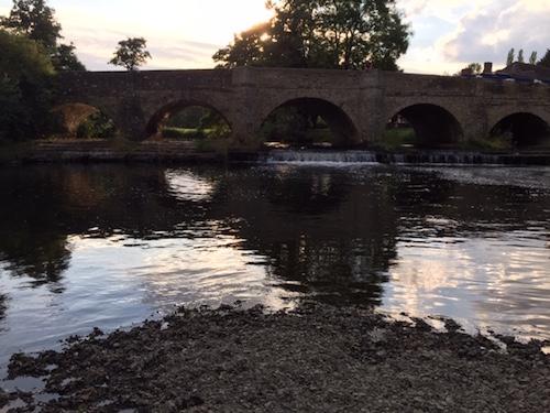 Bridge at Leintwardine