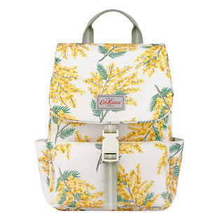 Cath Kidston Mimosa Flower Backpack - £60.00