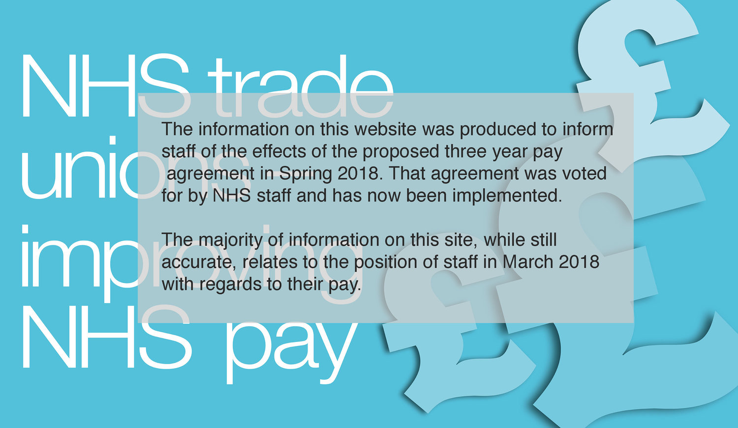 Overview — NHS Pay