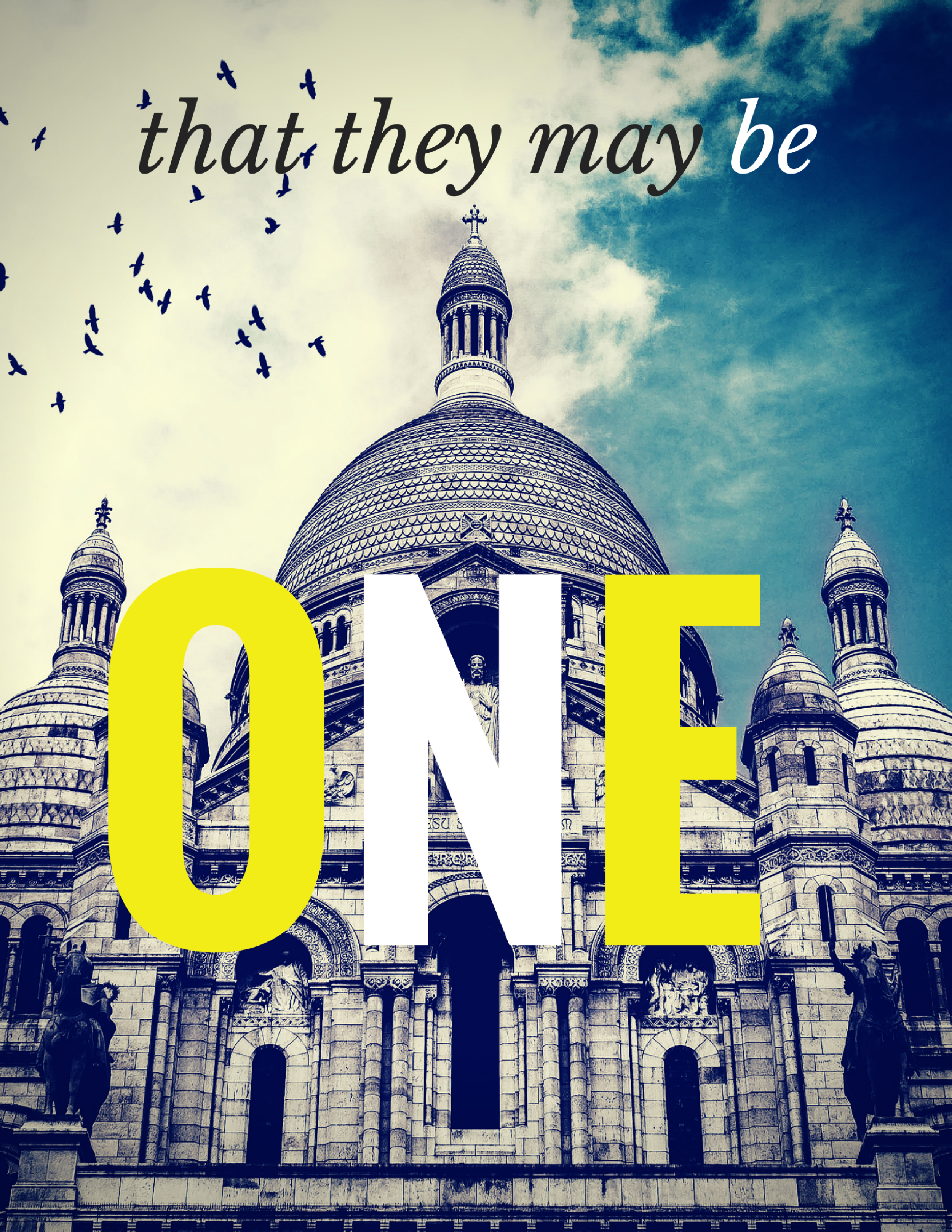 One: A small group curriculum - This curriculum provides a theological overview of ecumenism and invites participants to consider how they can live out the unity Jesus calls his followers to in their lives and churches.
