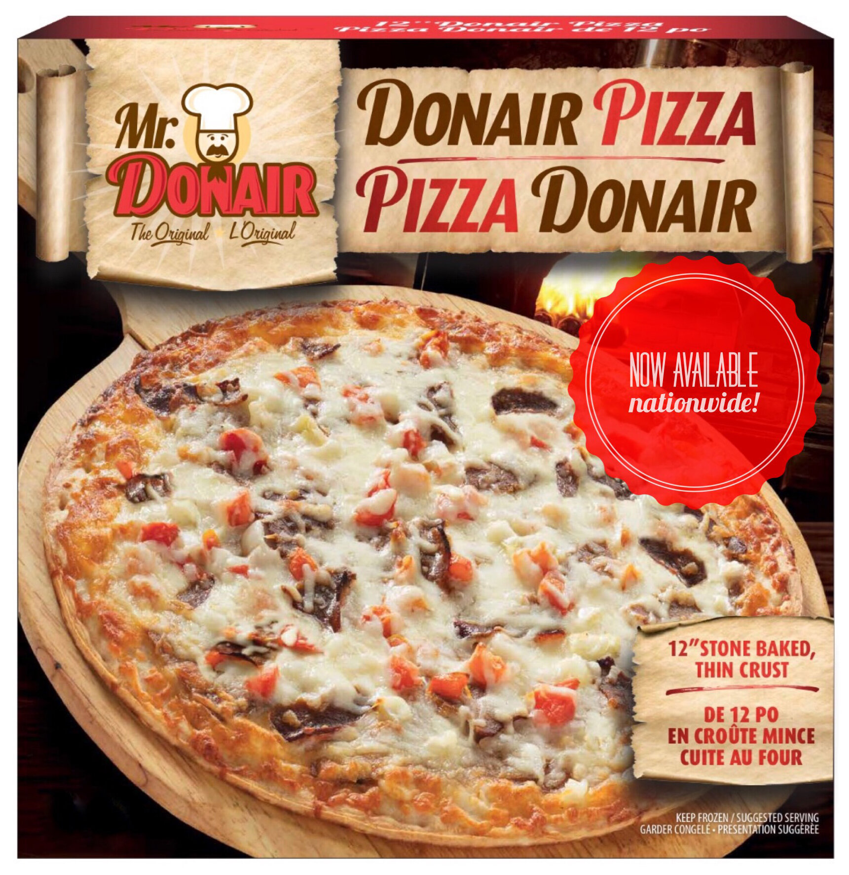 Retail Products Mr Donair