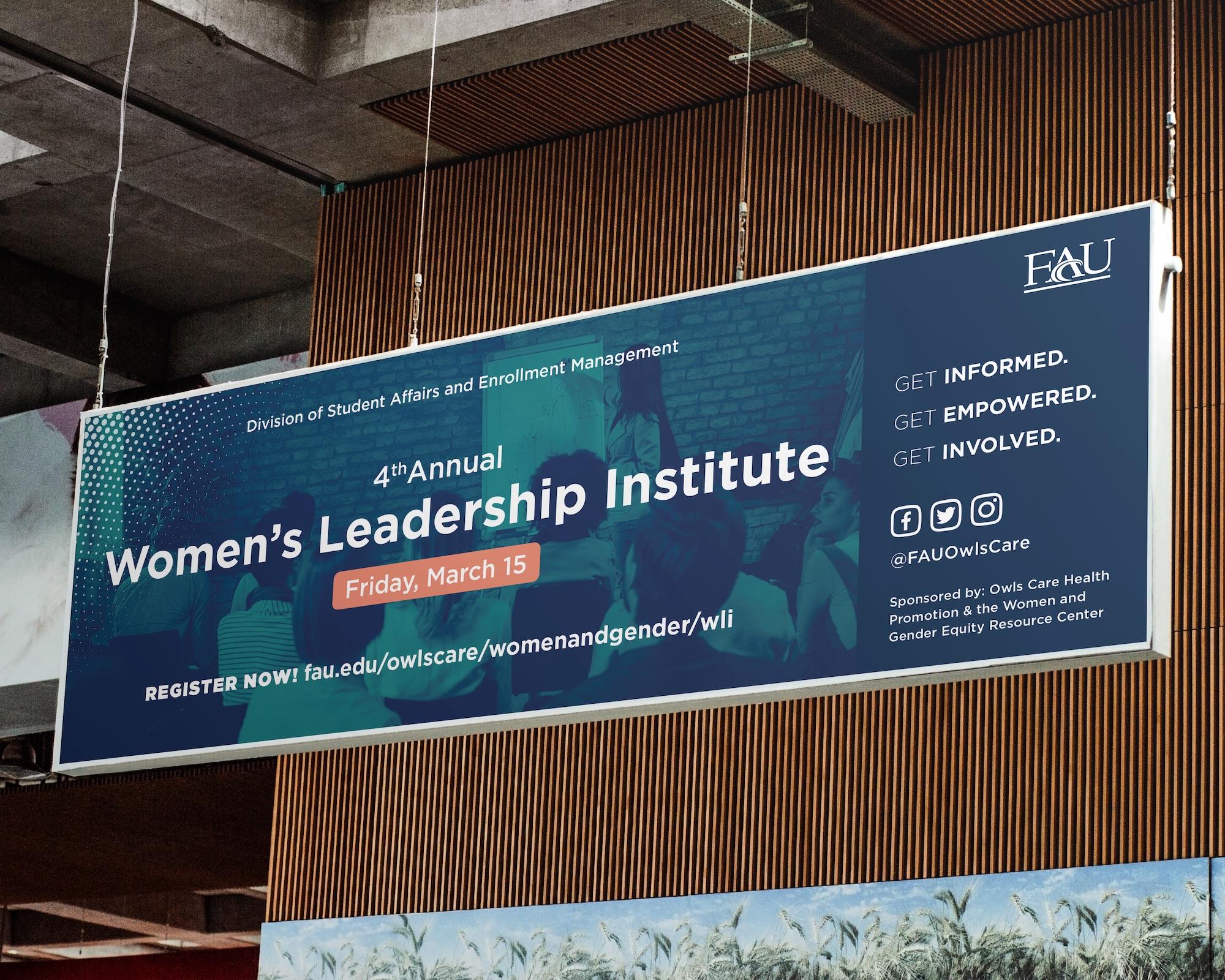 FAU Leadership Institute Vinyl Hanging Banner.png