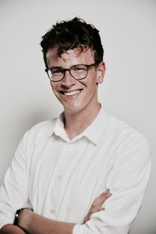 Maarten van Keulen. Founder and circular economy expert.