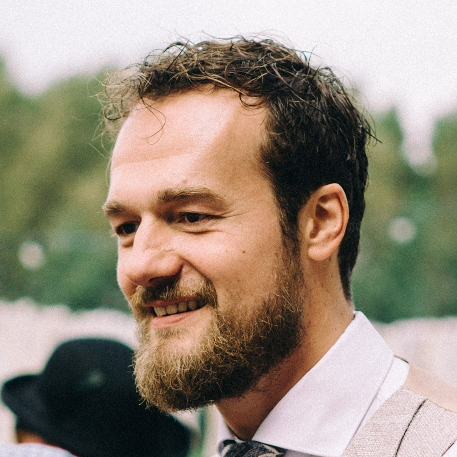Lennart Clerkx. Founder and expert in sustainable coffee trade.