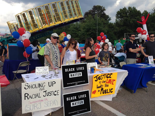 Racial Justice - The Racial Justice group is dedicated to educating, organizing, and mobilizing Havertown-area residents to raise awareness about racial injustice and work for a community that is equitable for all. Action ideas include: trainings, book clubs, yard signs,