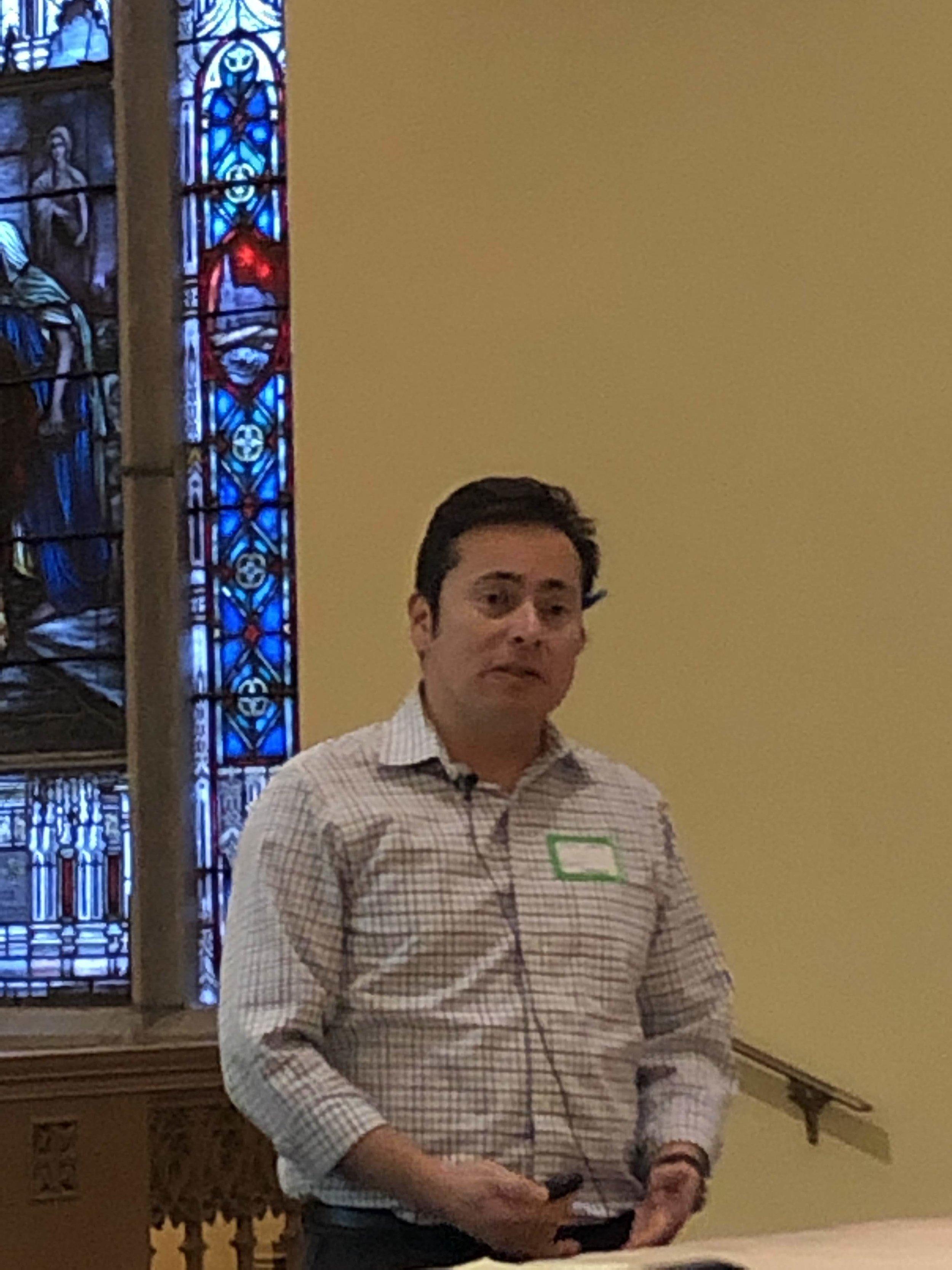 Steve Larin speaks on the latest on family separation and detentions in Pennsylvania.