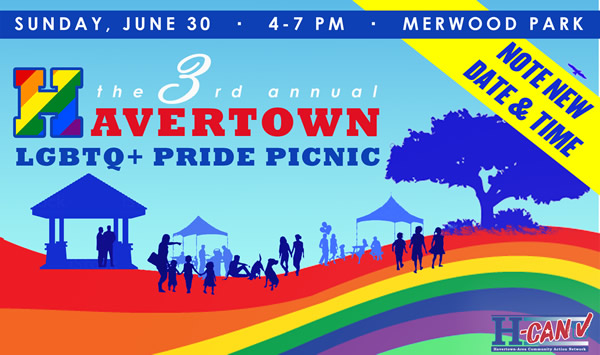 Havertown LGBTQ+ Pride Picnic