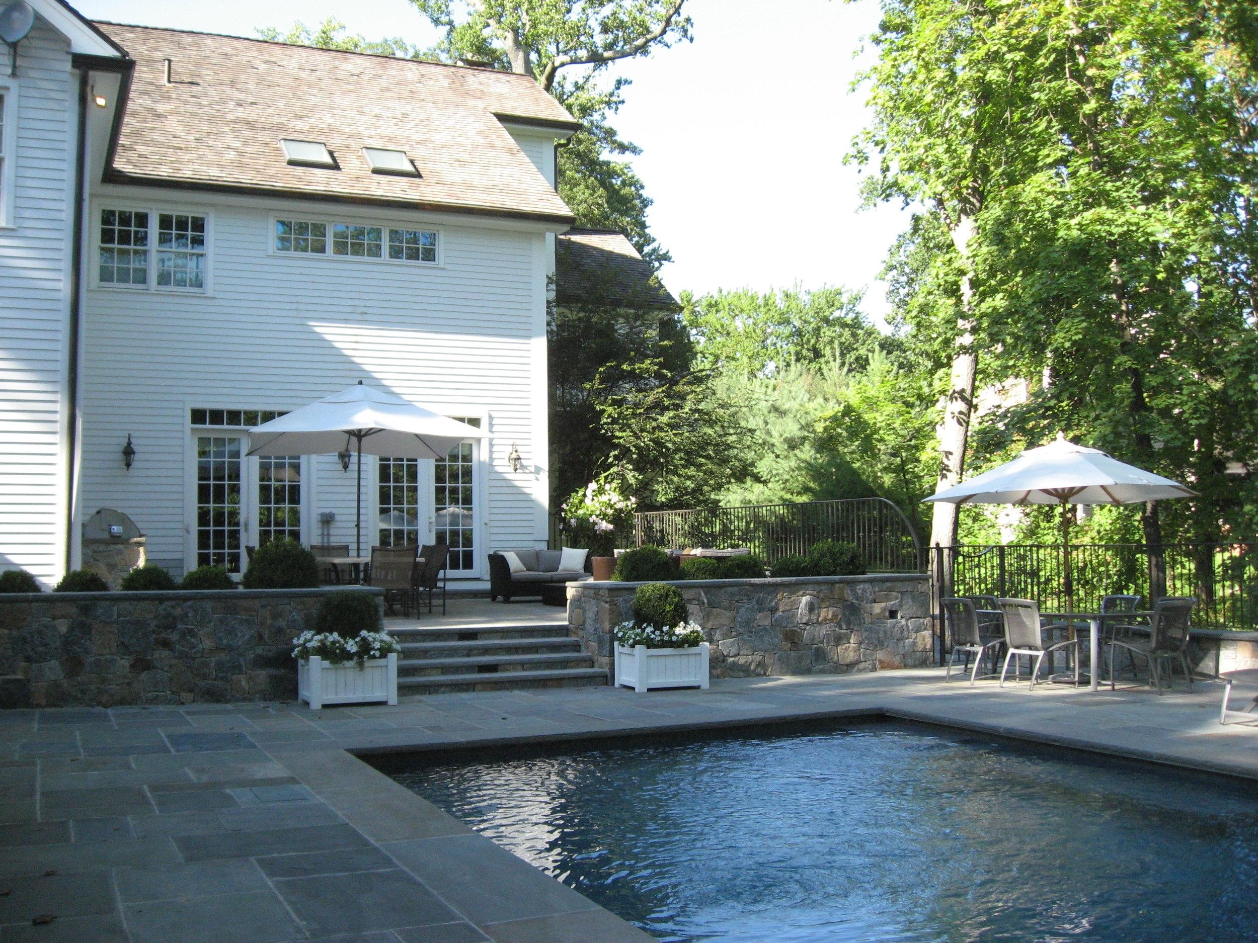 Riverside Pool Project