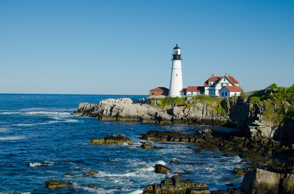 Maine -