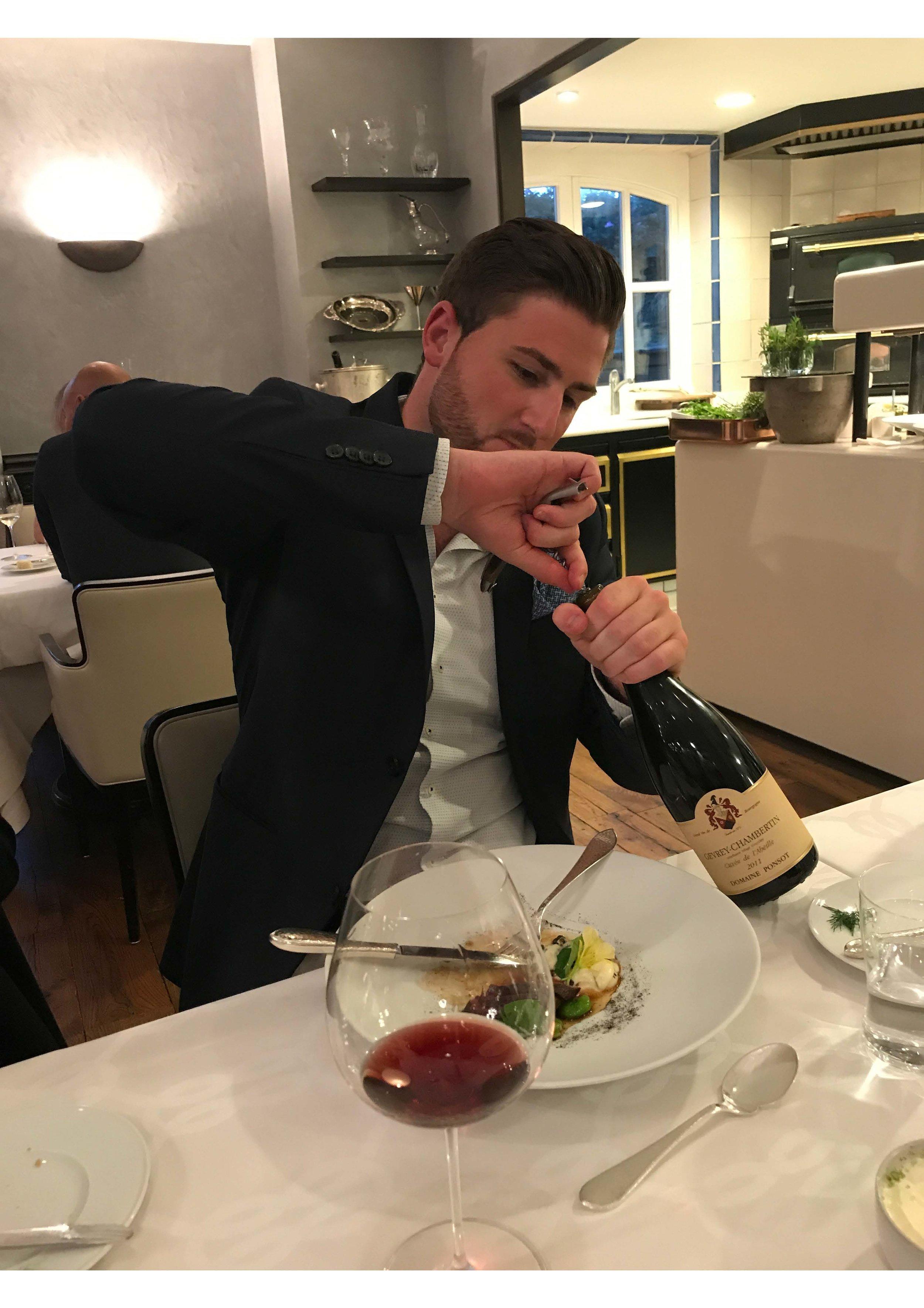 Wenn der Wein nicht schmeckt? -