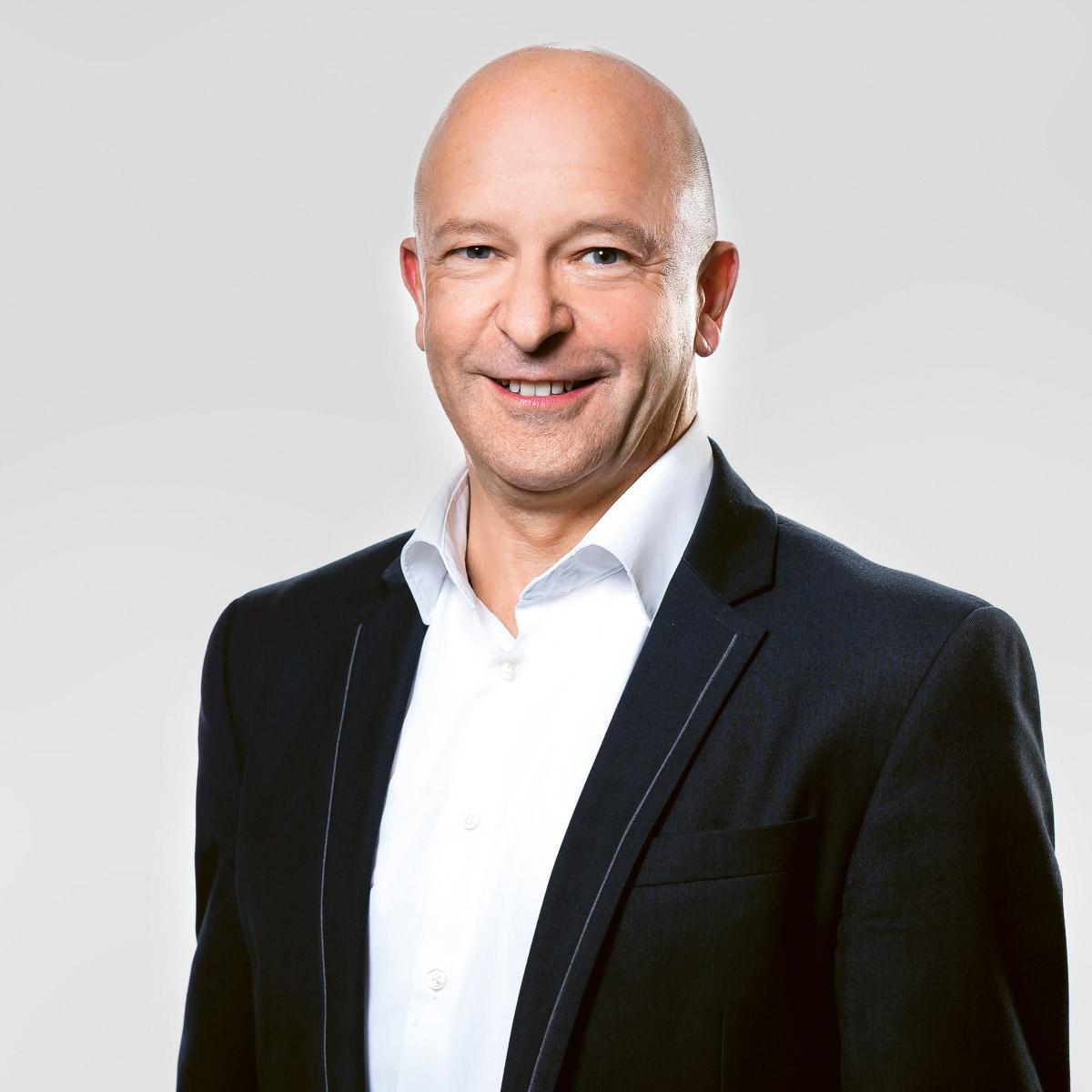 Dr. Thomas Heck Geschäftsführer