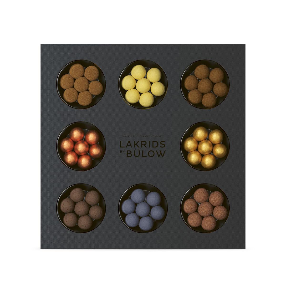 So schön kann Lakritz sein: Aus der traditionellen Süßigkeit machte Gründer Johan Bülow ein Luxus-Produkt, das weltweit begehrt ist.