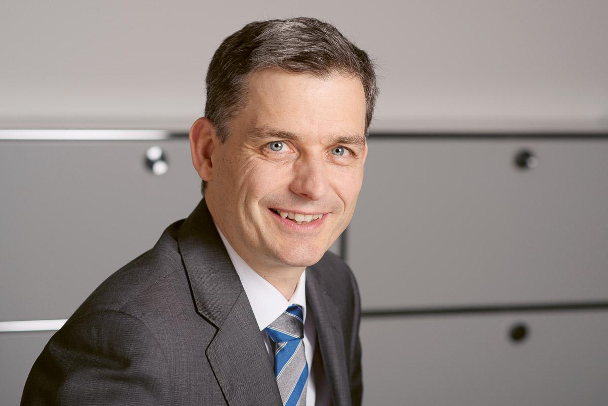 Dr. Hans-Martin Haake, Leiter der Anwendungstechnik für Personal Care EMEA bei BASF.