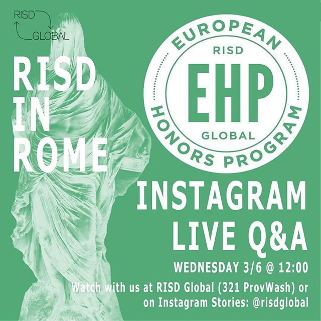 Join our live Q & A on March 6th to hear what's the tea about EHP 🍵