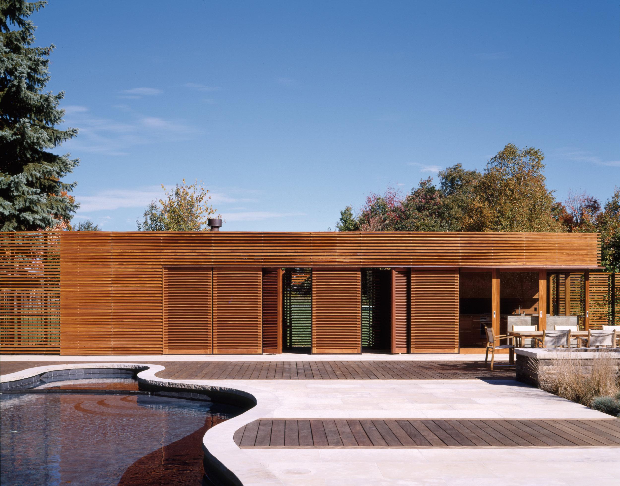 Kleinburg Pool Pavilion