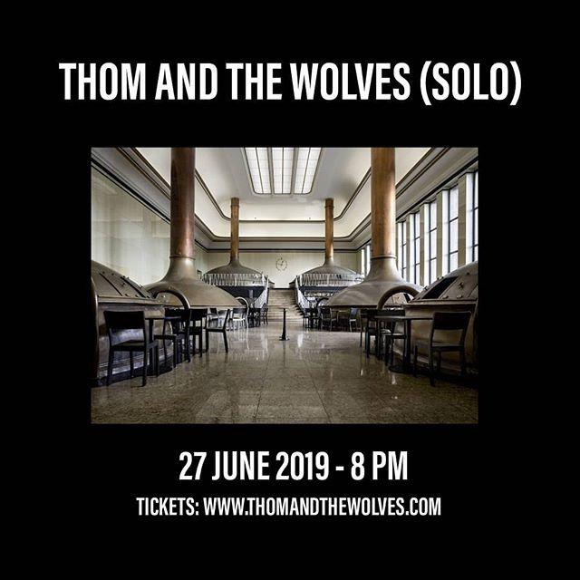 Link in Bio. #thomandthewolves #concert #show #gig #barbabette #berlin #music #live