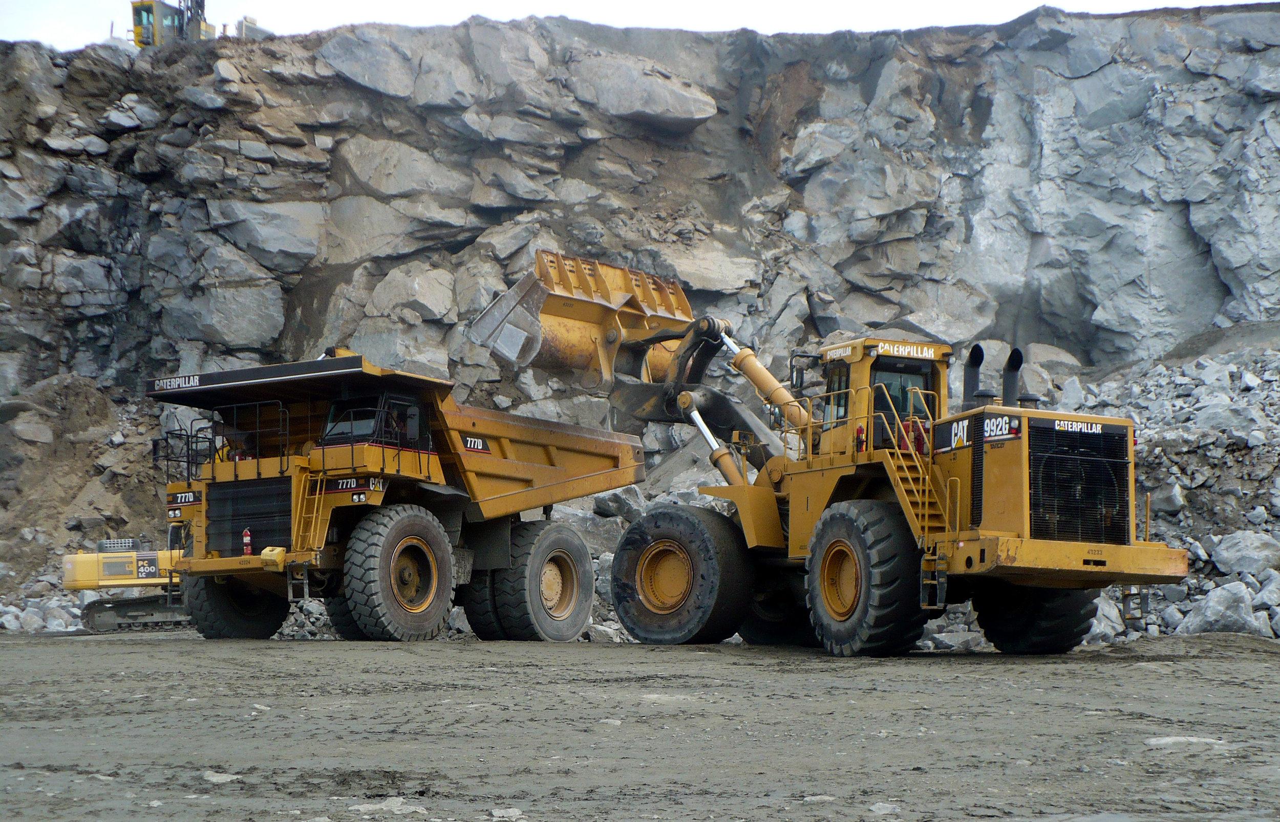 A Mining Development and Exploration Company