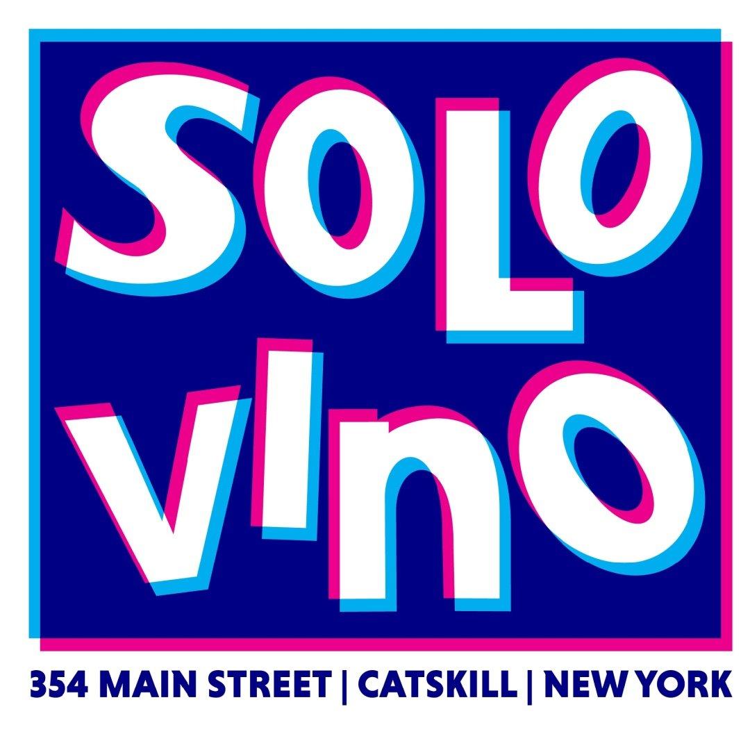 Solo Vino - Wine Tasting! 4-8 pm!