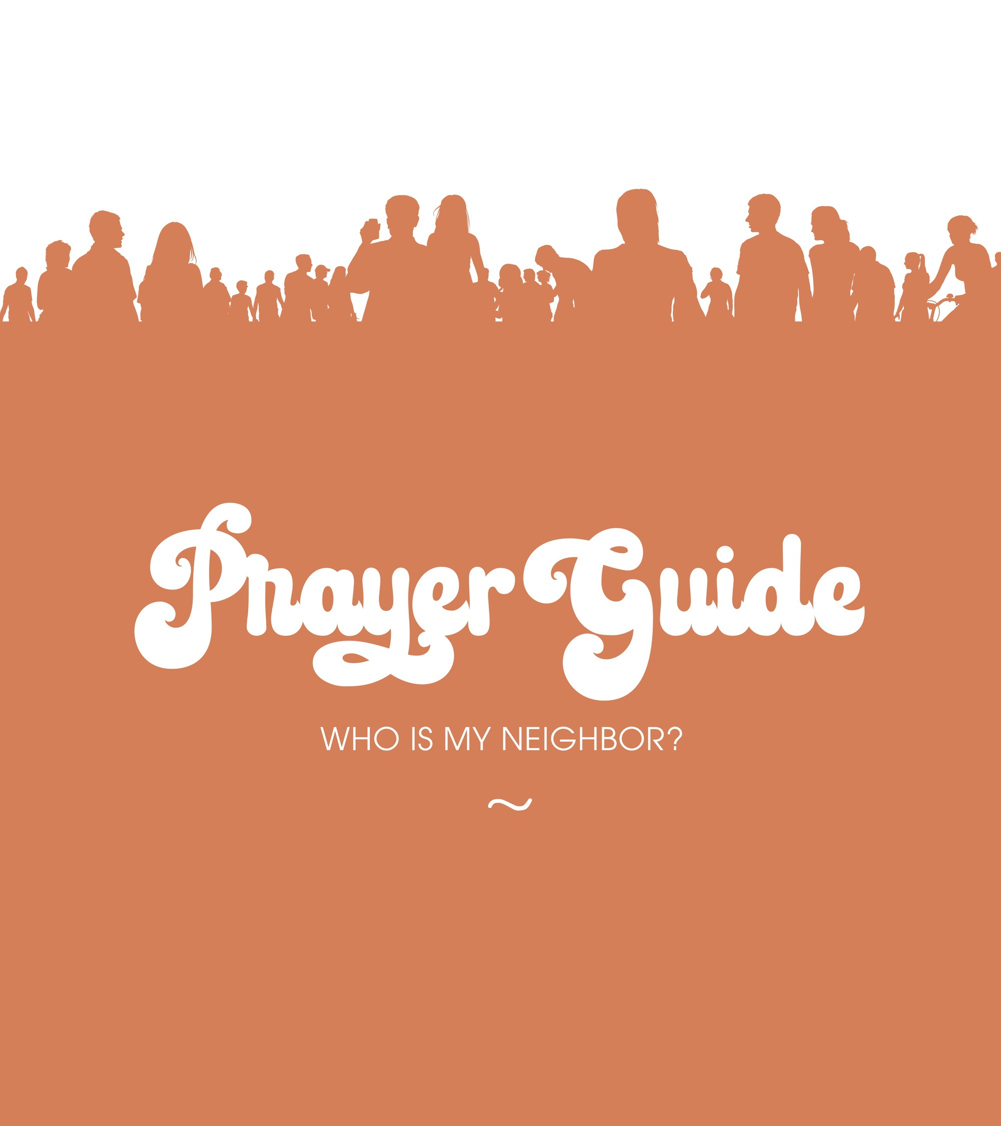 Prayer Guide - Join us by downloading the beautiful 88 page guide.