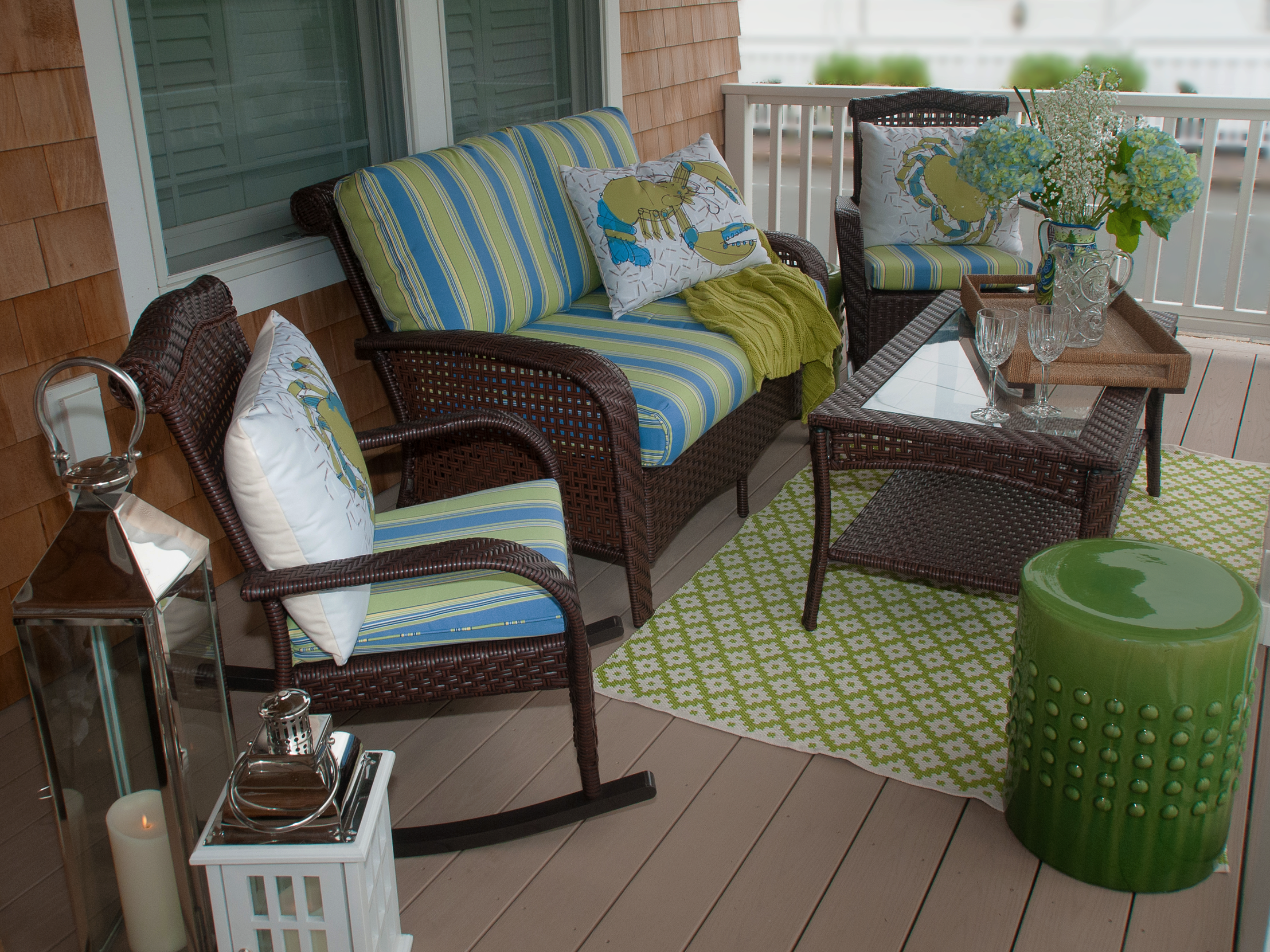 Outdoor Furnishings -