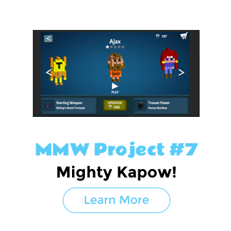 This project is done but if you are new and want to test it, feel free! You'll need to give the Mightier team your Google Play email.