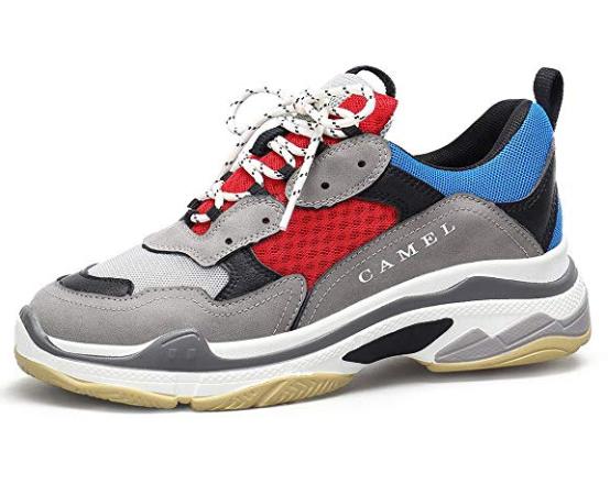 Platform Chunky Dad Shoes