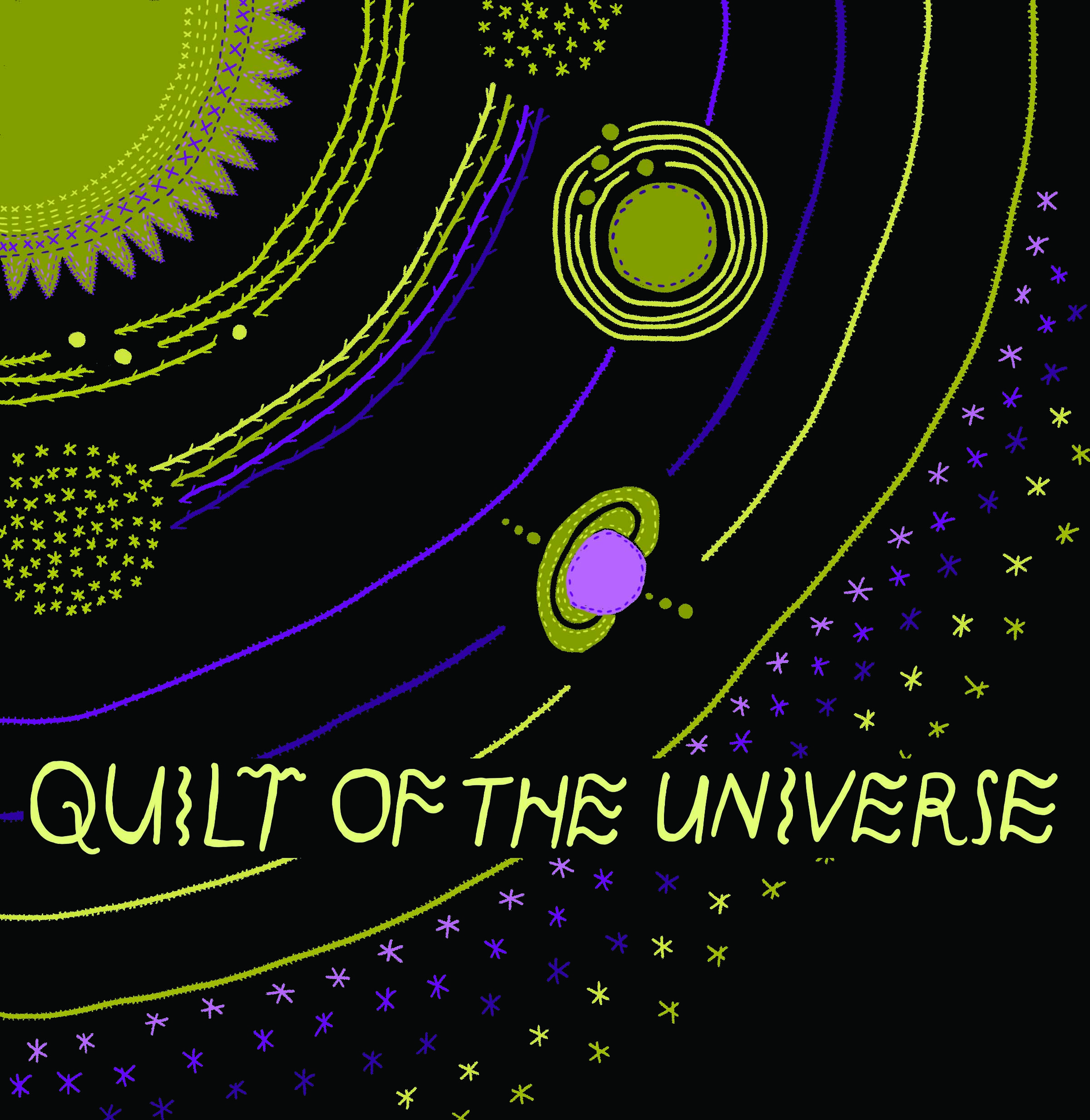 V/A - Quilt of the Universe - Out 6/21 | Pre-order