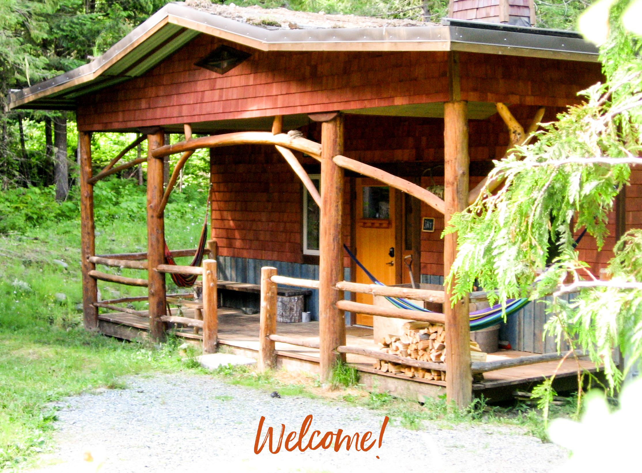 Kootenay Huts Cabin