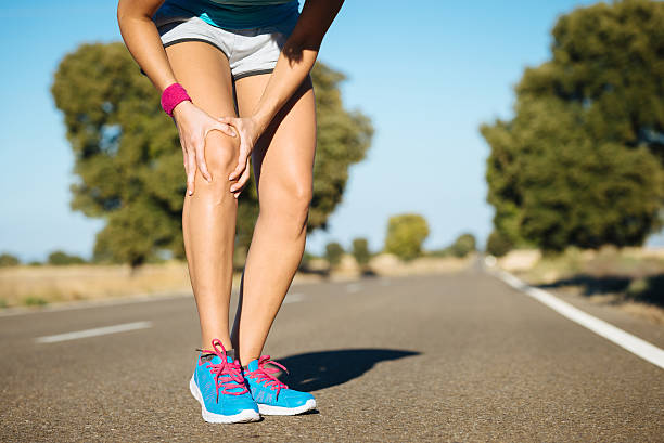Tired of knee pain when walking or running? - Click HERE for physical therapy treatments for your knee pain