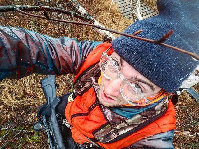 Hunting sucks sometimes but I love it thanks @jonnyceesu
