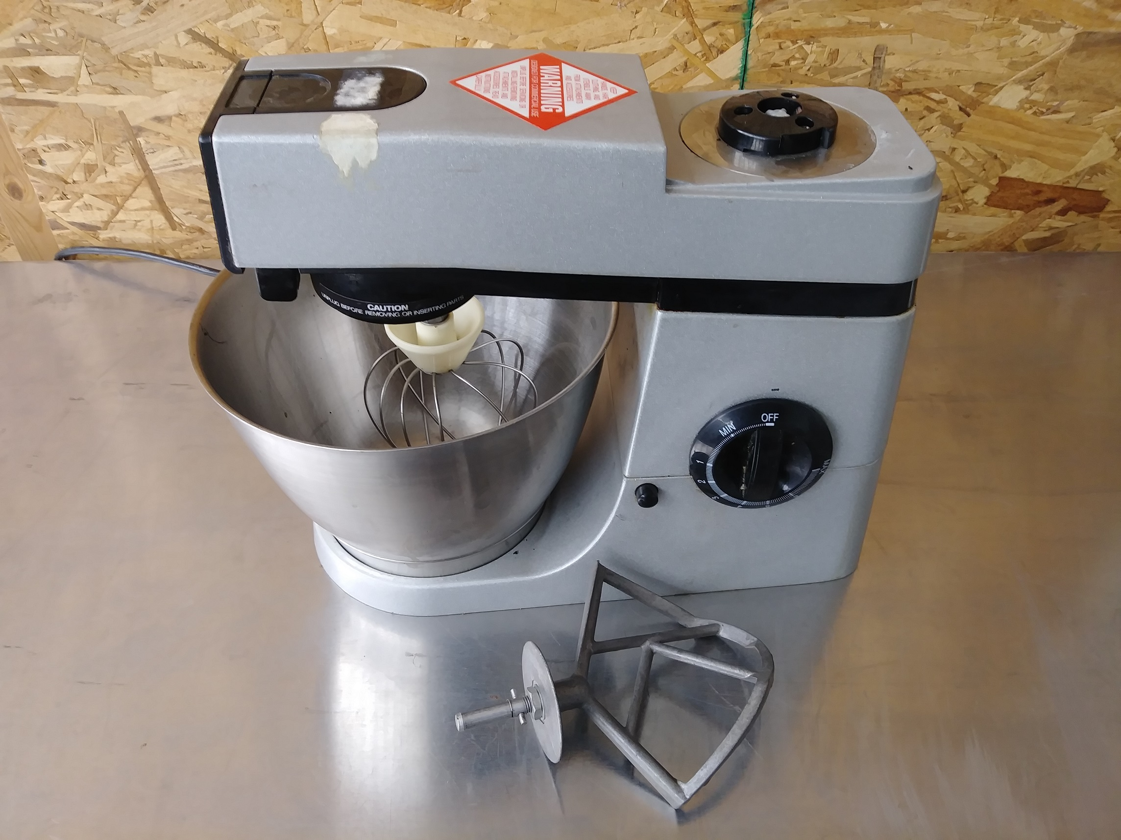 Commercial Countertop Mixer 5qt