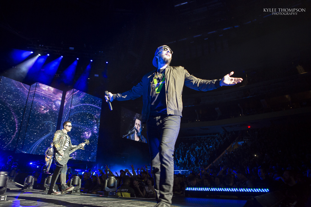 Avenged Sevenfold @ Rogers Place - February 15th 2018