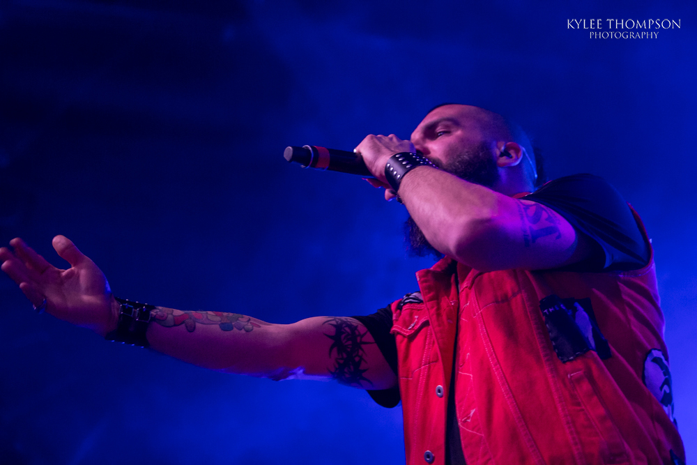 Killswitch Engage @ The Ranch Roadhouse - February 19th 2018
