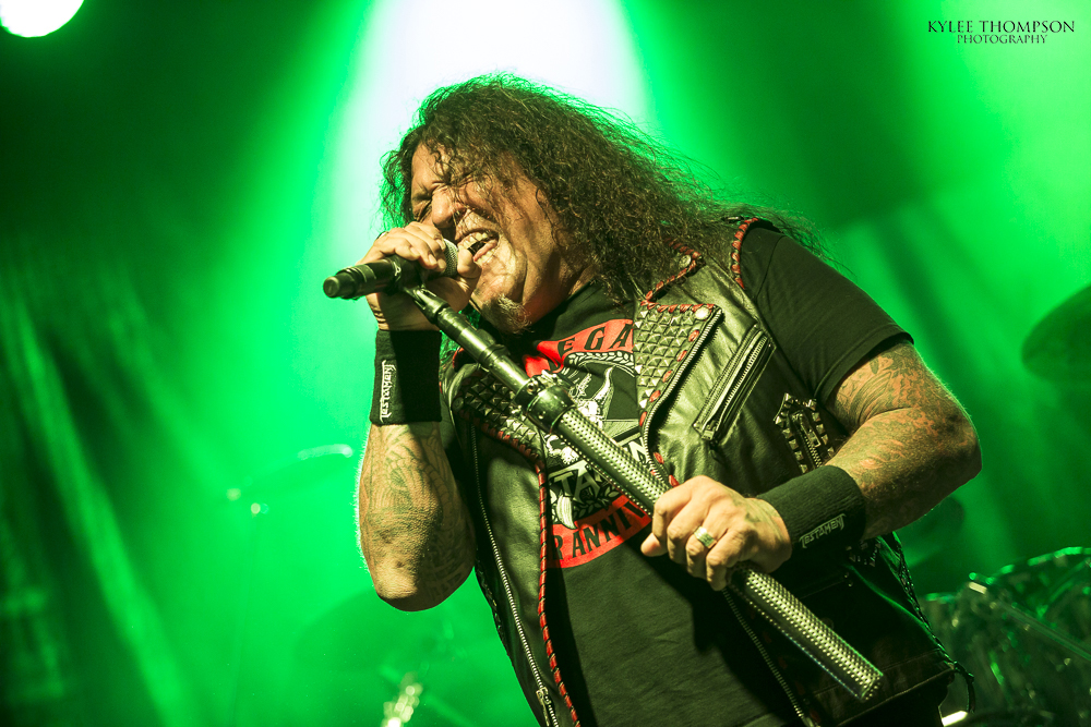 Testament @ Shaw Conference Centre - May 20th 2018